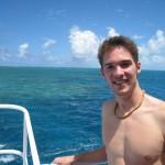 Ich am Riff