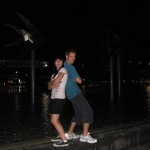 Posen in Cairns