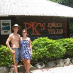 PK's, Cape Tribulation