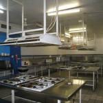 Küche im Adventures