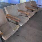 Verdreckte Sessel