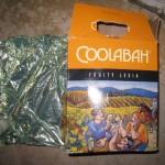 Goon-Beutel und Behälter