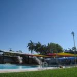 Schwimmbad und Heimatgefühle