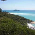 Blick über Whitsunday Island
