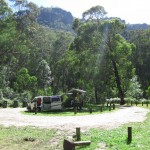 Megalong Valley Campingplatz