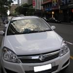 Australischer Opel