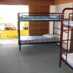 Zimmer im Backpackers