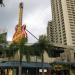 Hard Rock Café Surfers Paradise