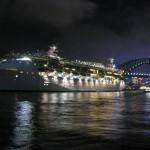Sydney Harbour am 25ten Dezember