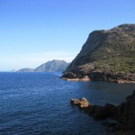 Landschaft im Freycinet Nationalpark