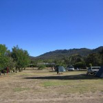 Blick über den Caravanpark