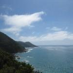 Schönste Strecke an der Küste