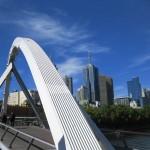 Brücke Yarra-River