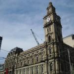 Melbourne, Innenstadt