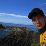 Ich auf Phillip Island