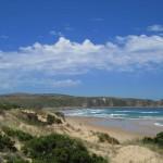 Südküste und Surfer