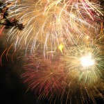 Finales Feuerwerk in Sydney