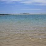 Glasklares Meerwasser