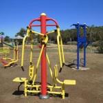 Outdoor-Fitnessgeräte
