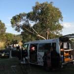 Campen im Campervan