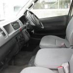 Fahrerkabine des Voyager