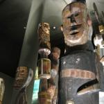 Aboridgene-Skulpturen