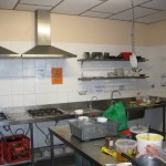 Küche im Haven